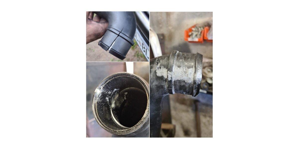 kleine Reparatur - große Wirkung -