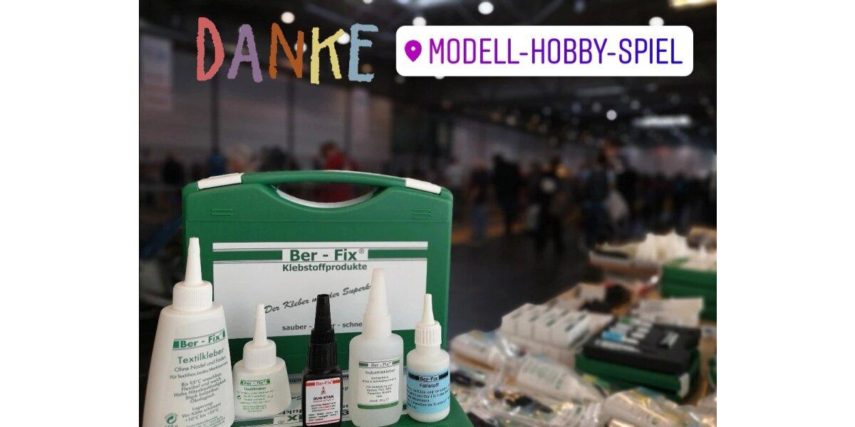 Danke Leipzig MHS - Leipzig Modell Hobby Spiel