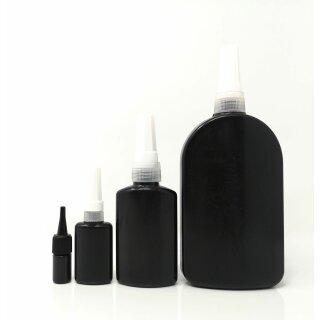 Ber-Fix® Leerflasche schwarz