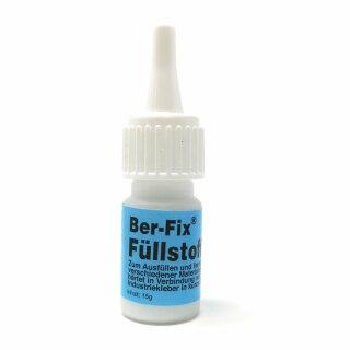 Ber-Fix® Füllstoff Weiß 15g