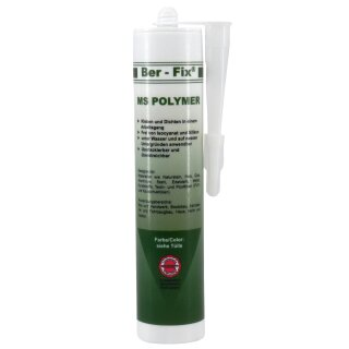 Ber-Fix® MS-Polymer transparent