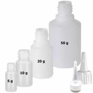 Ber-Fix® Leerflasche Rund 20g