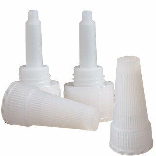 Ber-Fix® Verschluß-Set Oval passend zu Ber-Fix Industriekleber 10g - 50g